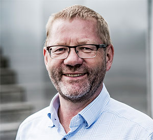 Portrætfoto af Bjarne Korshøj
