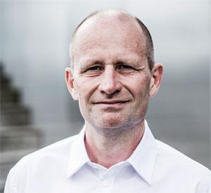 Portrætfoto af Jan Kauffmann