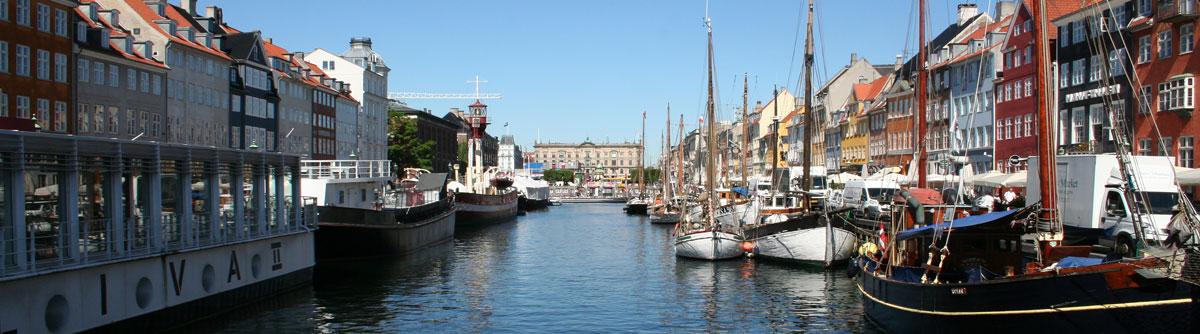 Billede af Knippels Bro og Christiansborg